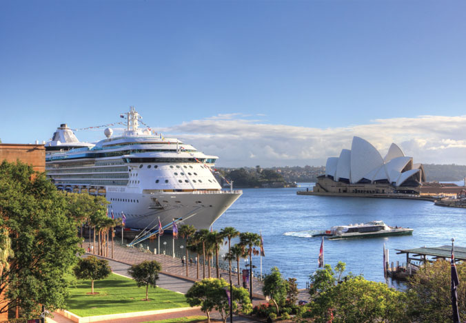 shuttle bus schedule cruise terminal airport newcastle Sydney travel transport