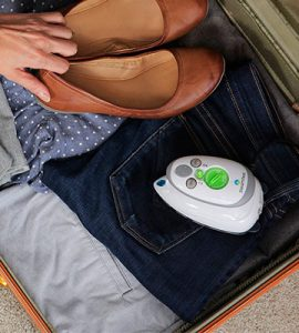 blog gadget travel bag accessory item buy water bottle head rest pillow jeans weight wifi router charger iron